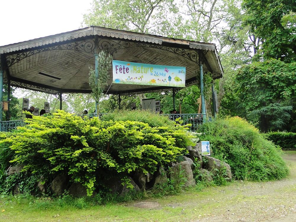 Espace f te de la nature au jardin de ville couvert for Jardin couvert
